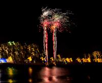 Coney Island Fireworks June 06, 2014