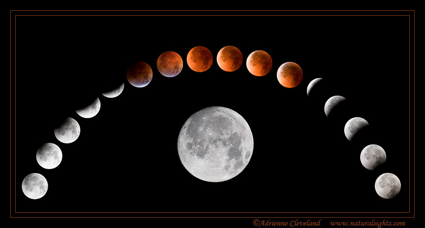 2007-08 6472 Lunar Eclipse Collage