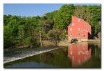 #0110 Red Mill Museum, Clinton NJ