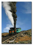 #7067 Cog Railway, Mt. Washington NH