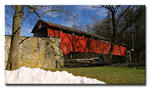 8665 Lehigh County Covered Bridge, PA