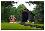 IA7X6391 - Clark's Covered Bridge, North Woodstock NH Clark's Covered Bridge Gallery