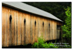 IA7X1660 - West Drummerston Covered Bridge West Drummerston CB Gallery