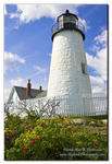 IA7X9405 - Pemaquid Point Light Maine Lighthouses Gallery