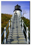 IA7X9440-A - Owl's Head Light Maine Lighthouses Gallery