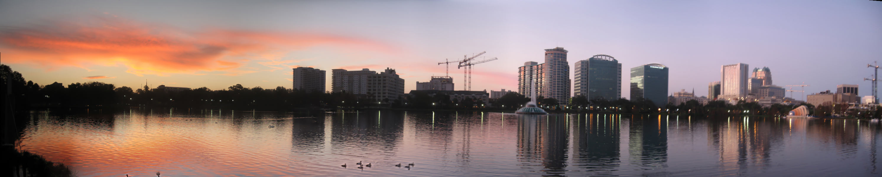 Early-Lake-Eola-w