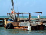 Cuban Refugee Boat