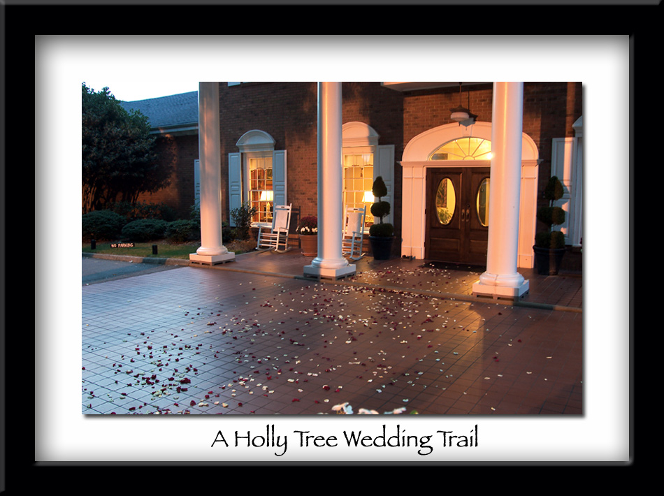 Holly Tree Wedding Trail