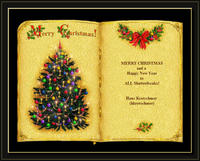 HKretschmer Christmas Greetings