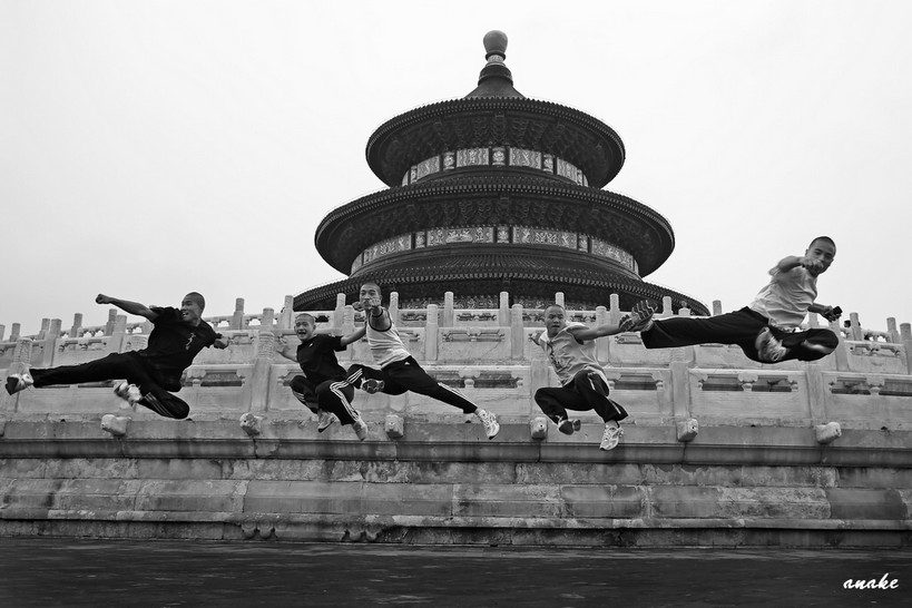 Kingfu BW FLYKICK.Great wall of china2008247.1
