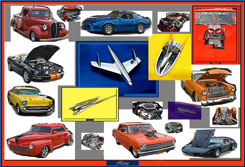Hugh Stockton - D40_CarShowCollage