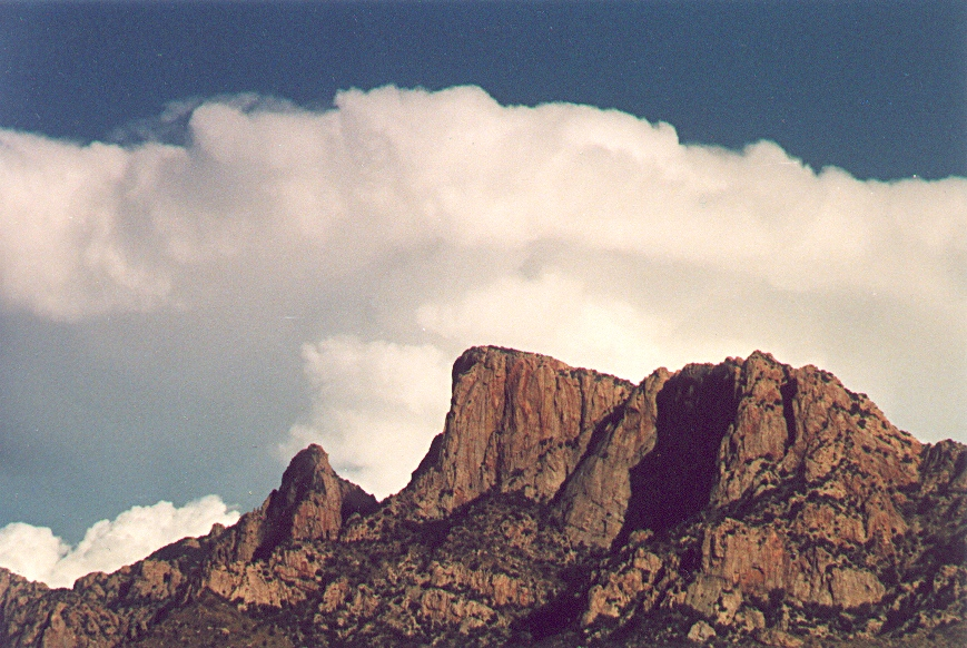 Pusch Ridge - Catalina Mountains