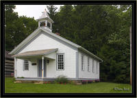 Amish School House