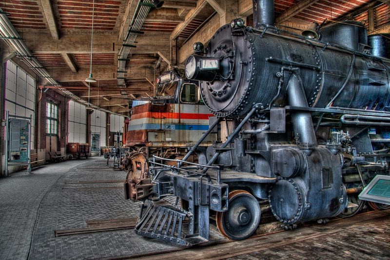 Roundhouse Engines