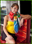 "Artists Silk ""Fun Scarves"""