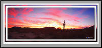 Panorama    sunset 2