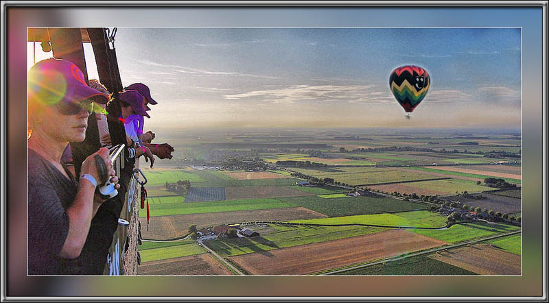 Mike HamertonFrames-balloon view
