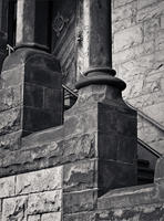 Steps of Old Trinity Church