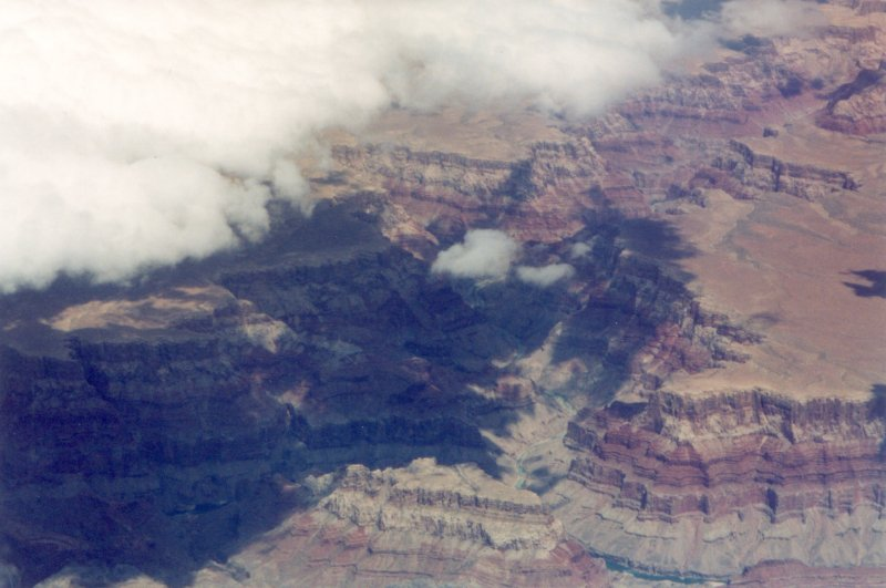 Grand Canyon, Aerial View