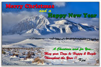 KenB Christmas Card