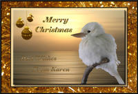 KarenJ Christmas Card